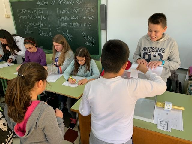 """The Children's Plenary of the 2018/2019 academic year is celebrated this Thursday under the title """"Totana, towards a more sustainable city"""", Foto 9"""