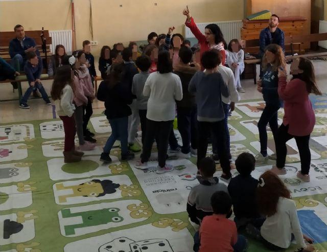 Charlas concienciando sobre el reciclaje en los centros educativos de Pliego - 1, Foto 1