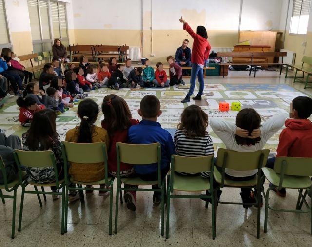 Charlas concienciando sobre el reciclaje en los centros educativos de Pliego - 2, Foto 2