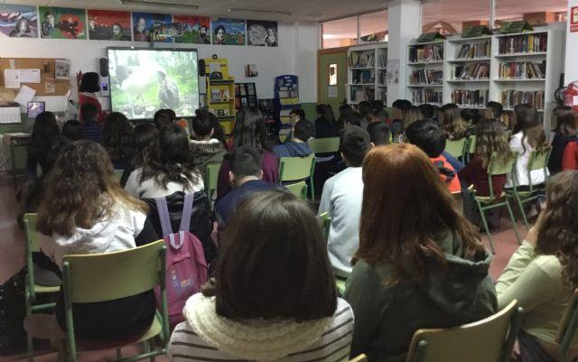 Charlas concienciando sobre el reciclaje en los centros educativos de Pliego - 3, Foto 3