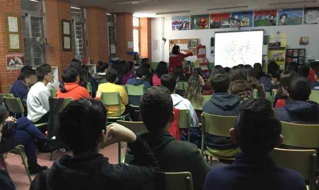 Charlas concienciando sobre el reciclaje en los centros educativos de Pliego - 4, Foto 4