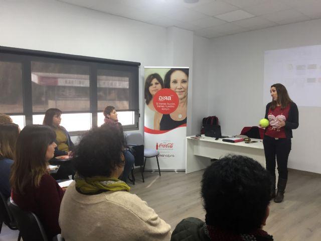 Mujeres emprendedoras de Puerto Lumbreras participan en la GIRA Coca-Cola - 1, Foto 1