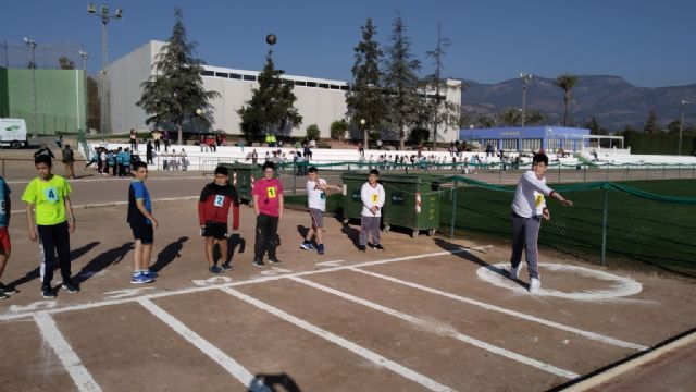 The Local Phase of School Sports Athletics was attended by 90 school children, Foto 2