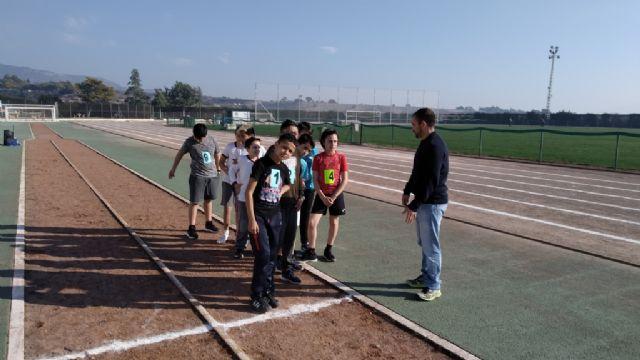 La Fase Local de Atletismo de Deporte Escolar cont� con la participaci�n de 90 escolares, Foto 4