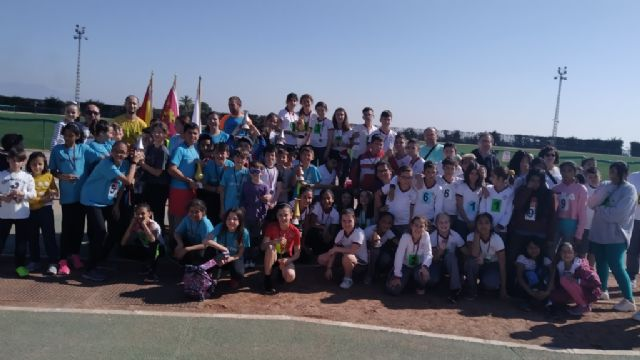 The Local Phase of School Sports Athletics was attended by 90 school children, Foto 7