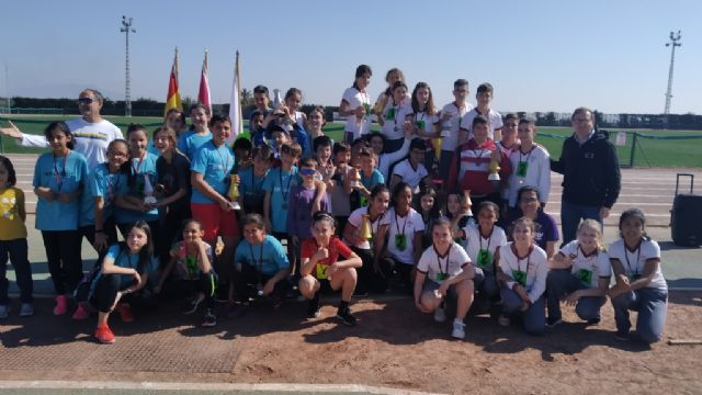 The Local Phase of School Sports Athletics was attended by 90 school children, Foto 8