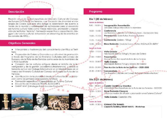 Mazarrón se presenta mañana oficialmente como socio de la asociación red española de 'la ruta de los fenicios' - 2, Foto 2