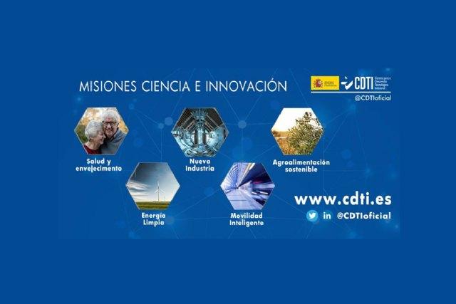 Duque presenta el programa Misiones Ciencia e Innovación, dotado con 70 millones de euros - 1, Foto 1