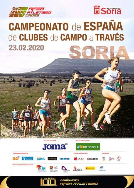 Soria, sede del Nacional de Cross por Clubes - 1, Foto 1