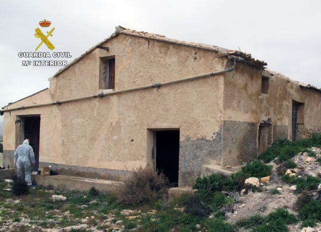 La Guardia Civil investiga a un vecino de Fortuna por la muerte violenta de cuatro galgos - 1, Foto 1