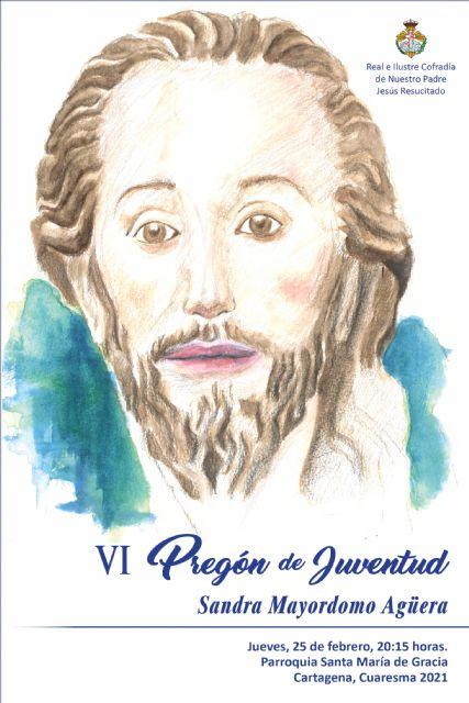 El Resucitado prepara el Resurrexit y su VI Pregón de Juventud - 1, Foto 1