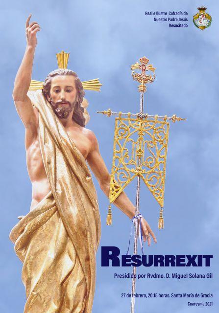 El Resucitado prepara el Resurrexit y su VI Pregón de Juventud - 2, Foto 2
