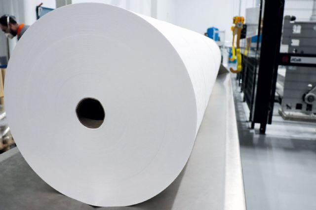 Empieza en España la producción de meltblown: el material filtrante más eficaz del mundo contra la COVID - 1, Foto 1