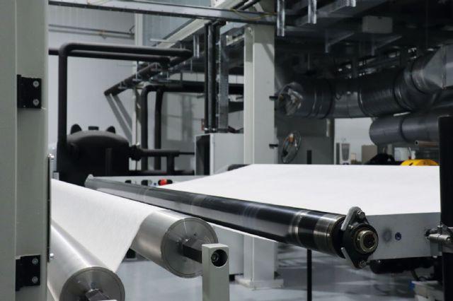 Empieza en España la producción de meltblown: el material filtrante más eficaz del mundo contra la COVID - 2, Foto 2