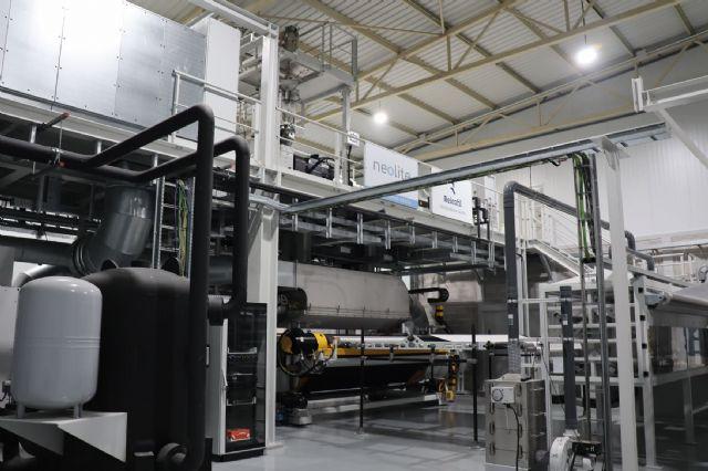 Empieza en España la producción de meltblown: el material filtrante más eficaz del mundo contra la COVID - 4, Foto 4