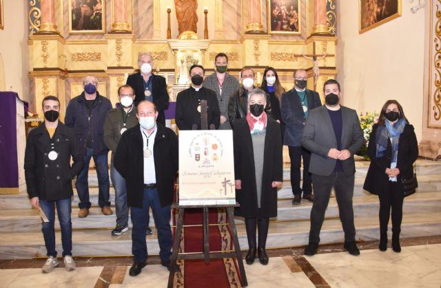 Presentación de la programación y el cartel de la Semana Santa 2021 de Calasparra - 2, Foto 2