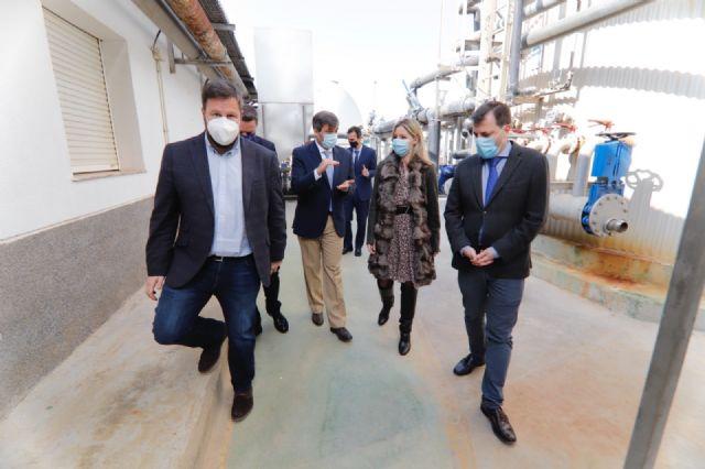 Estrella de Levante presenta un proyecto para crear energía limpia y atraer fondos ´Next Generation´ a la Región de Murcia - 1, Foto 1