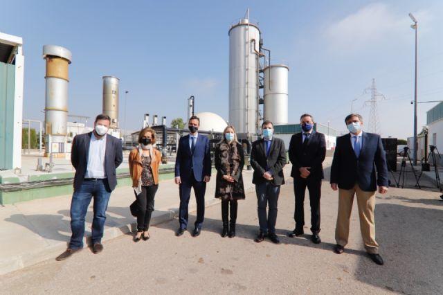 Estrella de Levante presenta un proyecto para crear energía limpia y atraer fondos ´Next Generation´ a la Región de Murcia - 2, Foto 2
