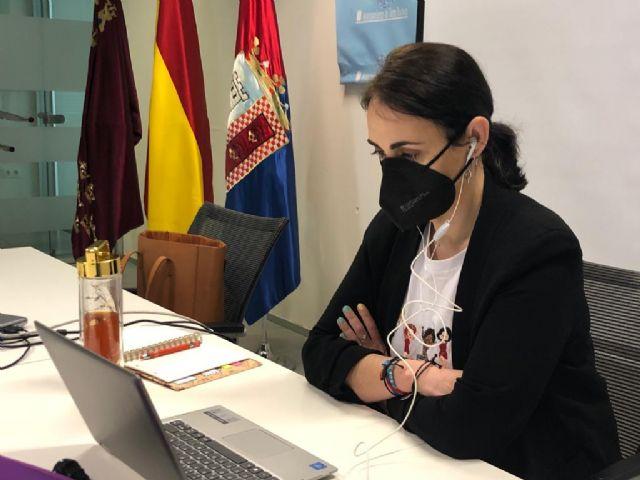 La Concejala de Servicios Sociales e Inmigración, María José López mantiene una reunión con la nueva Directora General de Servicios Sociales - 3, Foto 3