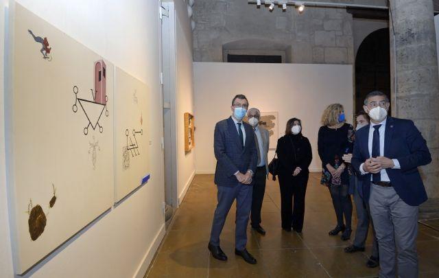 El ´Premio de Pintura´ de la Universidad de Murcia celebra su XX aniversario con una exposición colectiva en el Almudí - 2, Foto 2