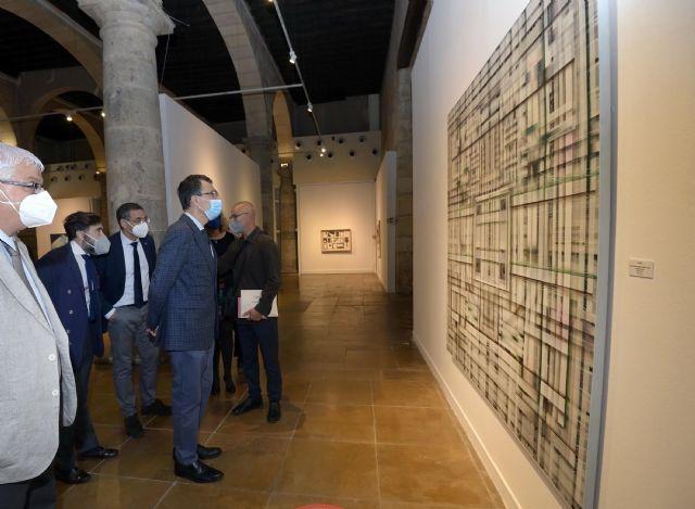 El ´Premio de Pintura´ de la Universidad de Murcia celebra su XX aniversario con una exposición colectiva en el Almudí - 3, Foto 3