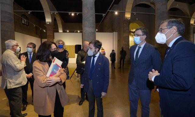El ´Premio de Pintura´ de la Universidad de Murcia celebra su XX aniversario con una exposición colectiva en el Almudí - 4, Foto 4