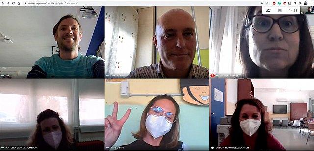 Cieza Ciudad TEI continúa trabajando durante la pandemia - 1, Foto 1