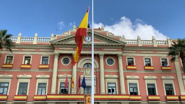 El GM VOX Murcia defenderá la Cruz Cristiana, el derecho a la educación y libertad de enseñanza y a los feriantes en el próximo pleno - 1, Foto 1