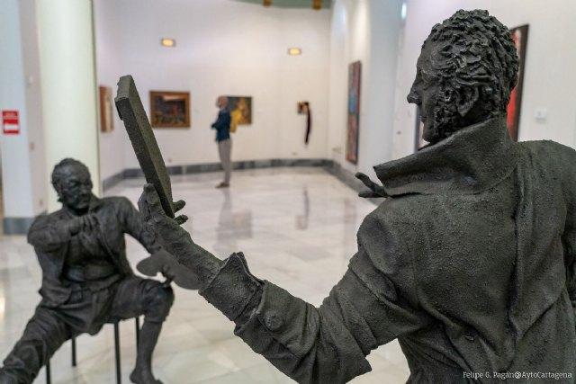 52 artistas homenajean a Isidoro Máiquez en la colectiva 'Máiquez, el sueño y la sombra' - 1, Foto 1