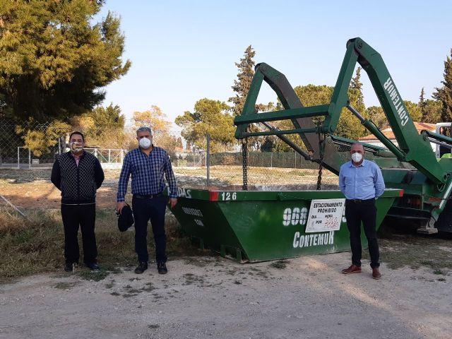 El Ayuntamiento de Molina de Segura pone en marcha un proyecto piloto municipal de recogida de poda domiciliaria en contenedor - 3, Foto 3