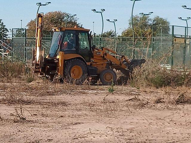 [Brigada municipal: trabajos realizados miércoles 17 y jueves 18 de febrero, Foto 5