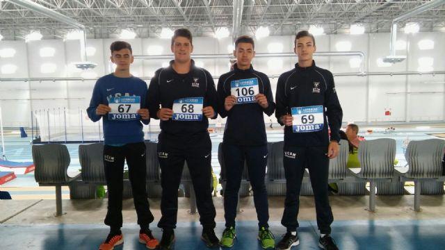 Futuro está asegurado con estos Cadetes del UCAM Atletismo Cartagena - 3, Foto 3