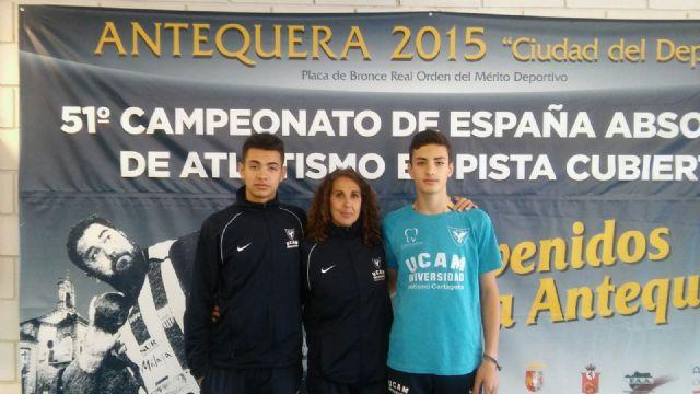 Futuro está asegurado con estos Cadetes del UCAM Atletismo Cartagena - 4, Foto 4