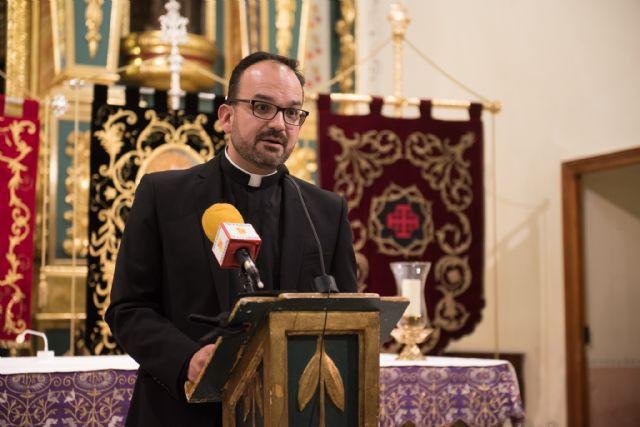 """El padre """"Francis"""" pregona la Semana Santa de Mazarrón, Foto 2"""