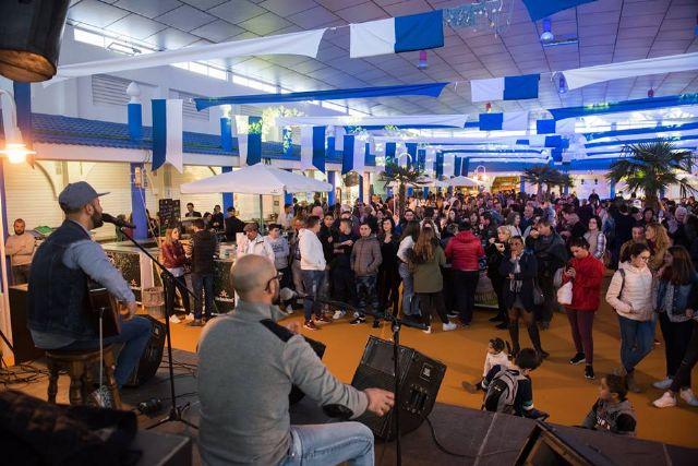 Pura Plaza se convierte en un referente de ocio durante el puente festivo, Foto 3