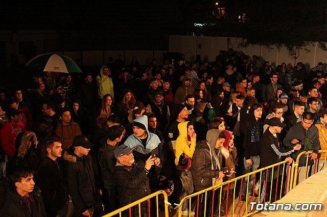 La segunda edición del Grada Azul Rap&Reggae Festival se celebró el pasado sábado en el auditorio del Parque Municipal con gran éxito - 2, Foto 2