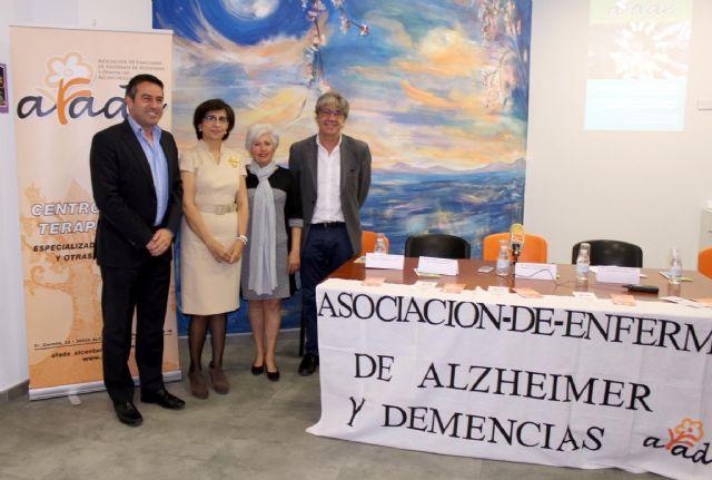 Comienza en Alcantarilla la jornada Enfermedad de Alzheimer: Factores de Riesgo y Prevención de la Patología - 1, Foto 1