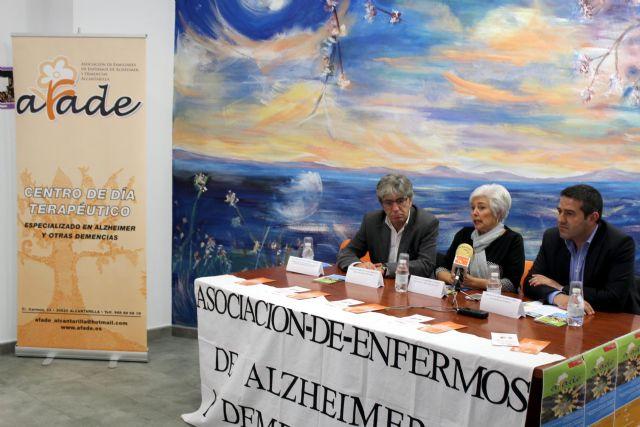Comienza en Alcantarilla la jornada Enfermedad de Alzheimer: Factores de Riesgo y Prevención de la Patología - 2, Foto 2