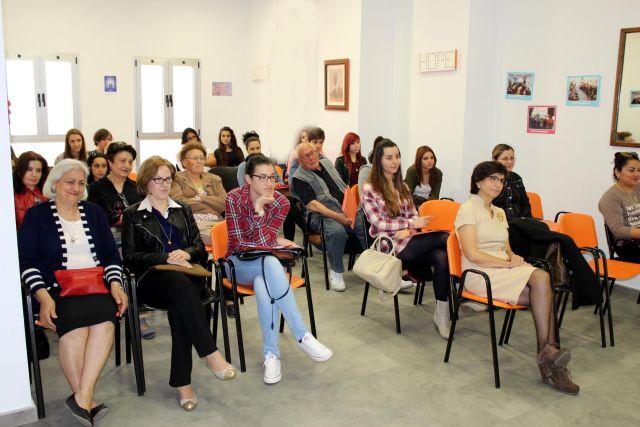 Comienza en Alcantarilla la jornada Enfermedad de Alzheimer: Factores de Riesgo y Prevención de la Patología - 3, Foto 3