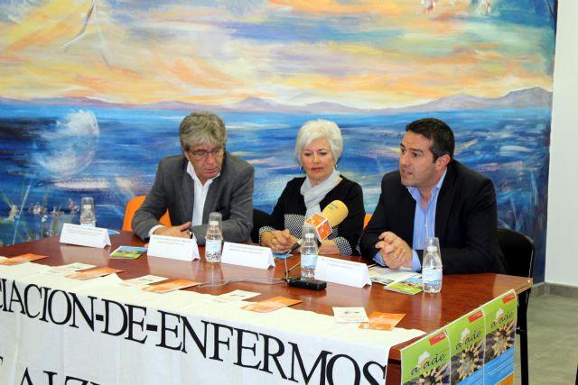 Comienza en Alcantarilla la jornada Enfermedad de Alzheimer: Factores de Riesgo y Prevención de la Patología - 4, Foto 4