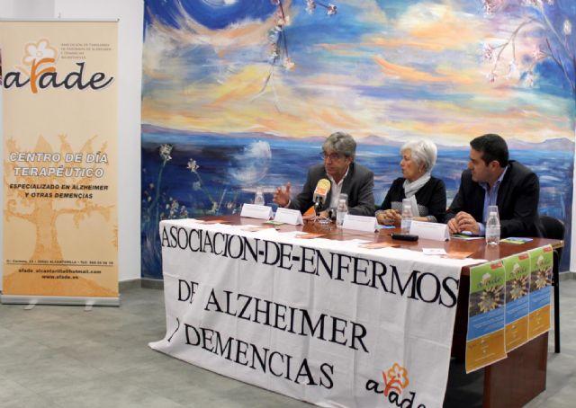 Comienza en Alcantarilla la jornada Enfermedad de Alzheimer: Factores de Riesgo y Prevención de la Patología - 5, Foto 5