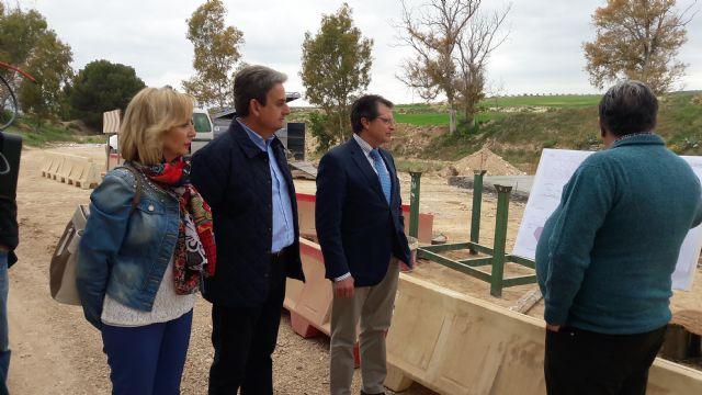 La ampliación de la carretera de Zúñiga permitirá mejorar la seguridad vial del principal acceso a esta población lorquina - 2, Foto 2