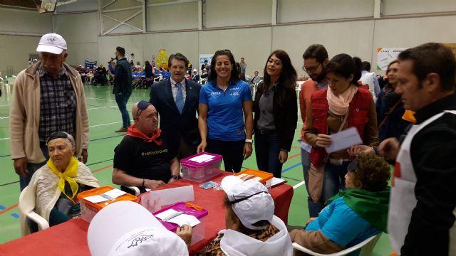El encuentro Atletas Senior cumple su IV edición con la participación de más de 200 personas mayores - 1, Foto 1