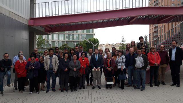 Cruz Roja, Universidad de Murcia, Cepaim y Cazalla Intercultural se suman como socios a un proyecto del Ayuntamiento de Lorca para lograr 5 millones de euros en fondos europeos - 1, Foto 1