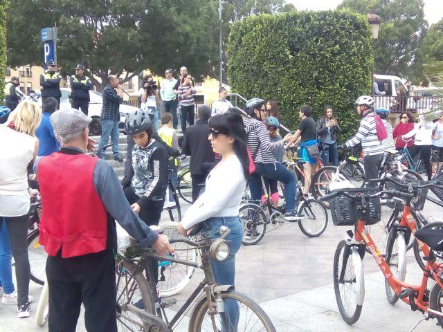 Cs exige al PP que se tome en serio la seguridad de ciclistas y peatones e implante una auténtica red de carriles bici en Murcia - 1, Foto 1