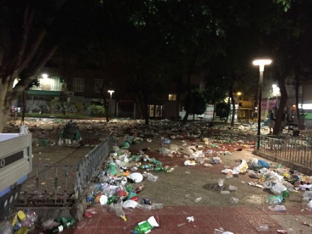 El Servicio de Limpieza Viaria recoge durante el Día del Bando de la Huerta 87 toneladas de residuos - 2, Foto 2