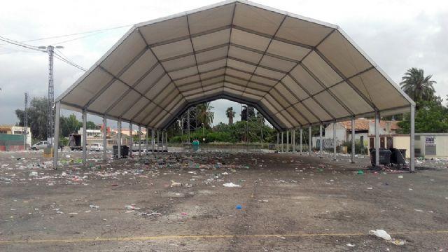 La Asociación de Vecinos de Vistabella reclama una mejor limpieza durante el Bando de la Huerta - 1, Foto 1
