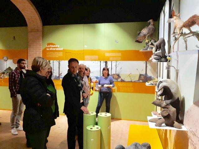 La Comunidad remodela el Centro de visitantes Ricardo Codorníu para contar con una sala de interpretación multisensorial e inmersiva, Foto 1