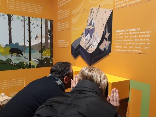 La Comunidad remodela el Centro de visitantes Ricardo Codorníu para contar con una sala de interpretación multisensorial e inmersiva, Foto 2