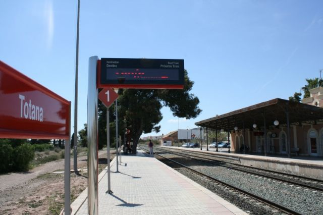 Totana City Council is going to request Adif to extend the period of allegations of the Mediterranean Corridor after the alteration of the AVE Murcia-Almería route on its way through Totana, Foto 2